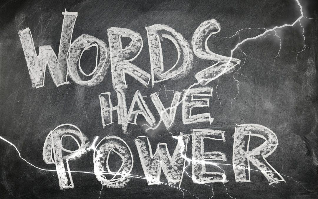El poder de las palabras - Patricia Oteyza - Coach Personal