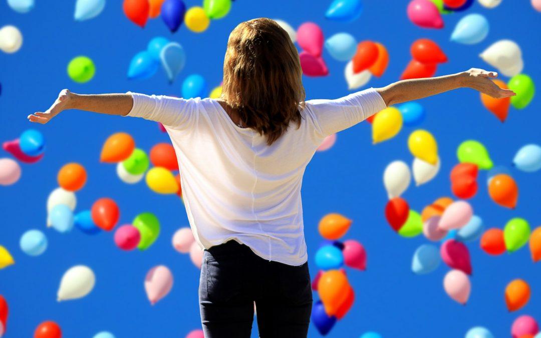 ¿Eres una persona feliz? Patricia Oteyza - Life Coach