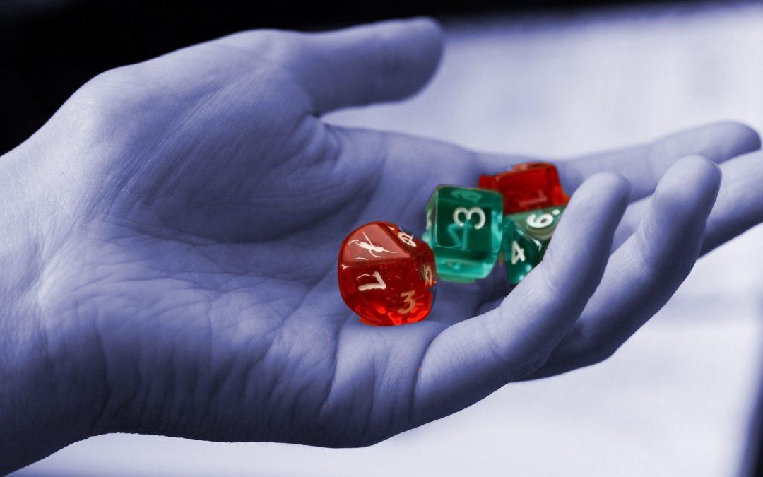 ¿Eliges lo que quieres o te lo juegas a los dados?